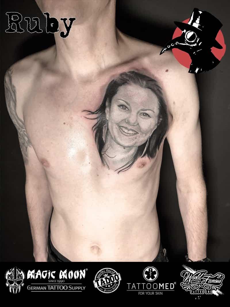 Tattoo des Monats