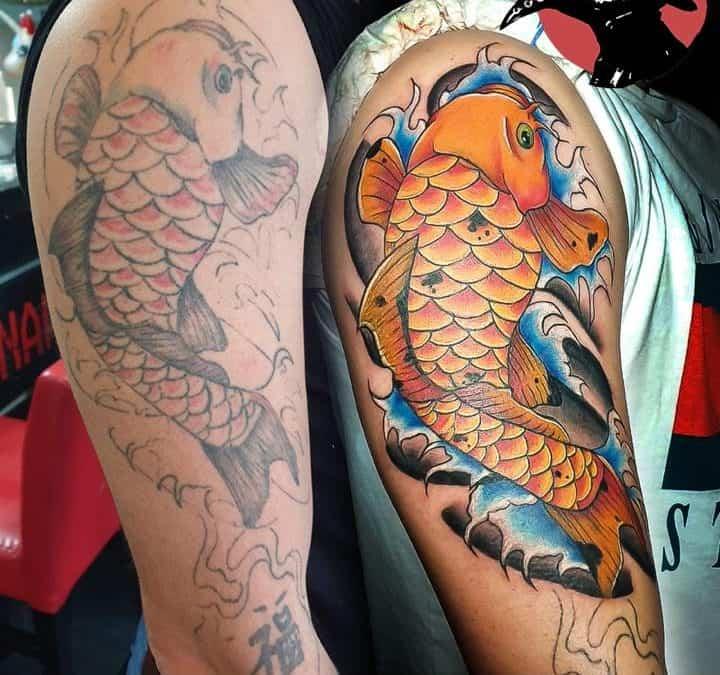 Tattoo Cover Up – Möglichkeiten und Grenzen + Tipps