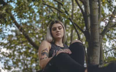 Tattoo des Monats – Der Kampf gegen Depression
